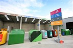 Photo of the Longshot Lane Household Waste Recycling Centre