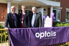celebrating the Optalis merger with RBWM