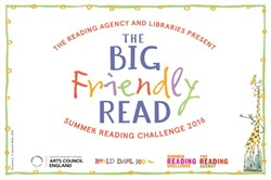 Summer Reading Challenge icon