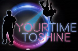 Your Time to Shine graphic