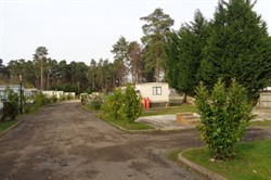 Photo of the mobile home site Pineridge