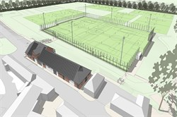 Artist impression of new pitch at Cantley.jpg